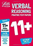 11+ Verbal Reasoning Practice Test Papers - Multiple-Choice: for the GL Assessment Tests: Book 2 (Letts 11+ Success)