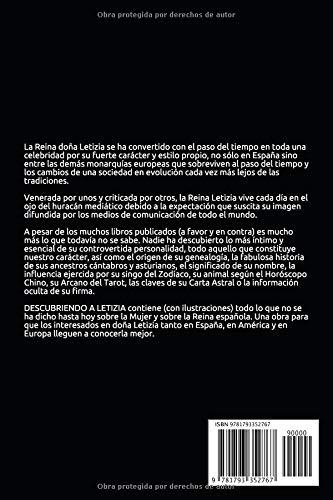 DESCUBRIENDO A LETIZIA: Amazon.es: de Galays, Helena: Libros