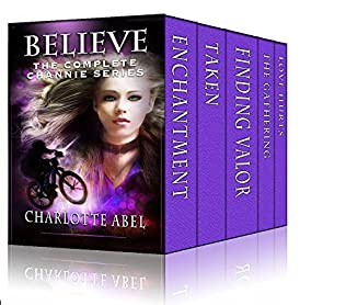 book cover of Believe