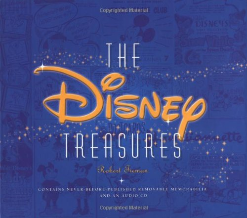 The Disney Treasures by Disney
