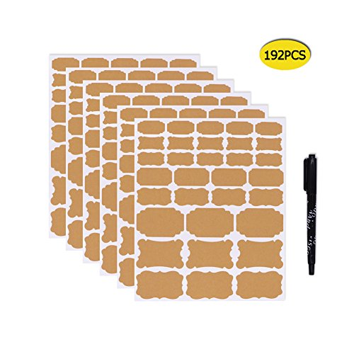 Nardo Visgo Chalkboard Essential Container