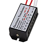 BQLZR 110V to 12v AC 60W LED Power Supply Magnetic Transformer Adapter For LED Strip MR11 / MR16