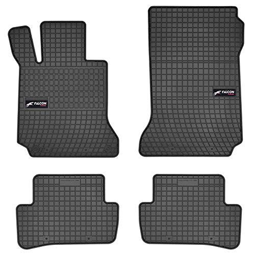 Steering Wheel Left DBS 1765894 Rubber car Floor mat Anti-Slip Raised Edges Custom Made 4 Pieces Rubber -odourless