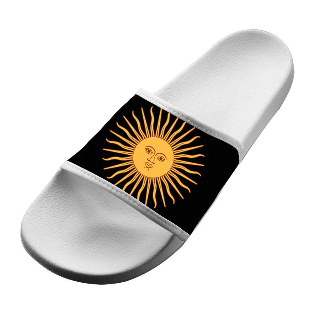 WpBenf Flag For Fascist Argentina New Slippers for Boy Girl Indoor Outdoor Casual Sandals Flip-FlopsShoes