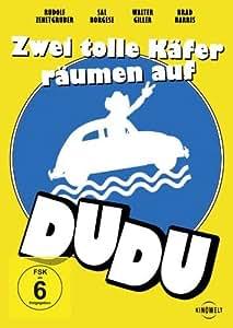 Zwei tolle Käfer räumen auf (DuDu Edition) [Alemania] [DVD]