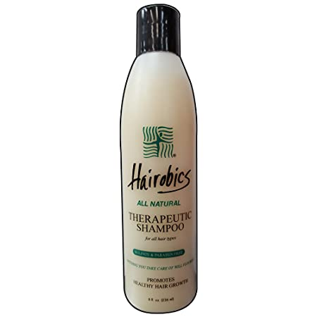 Hairobics All Natural Therapeutic Shampoo 8oz