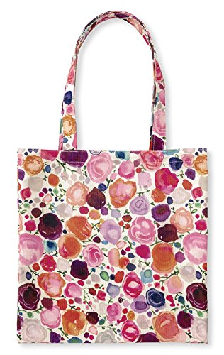 (Kate Spade New York Canvas Book Tote (Floral))