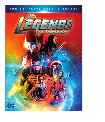 Top 10 best legends of tomorrow season 2 dvd for 2020