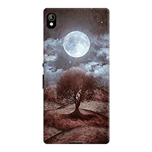 DailyObjects Once Upon A Time The Lone Tree Case For Sony Xperia Z3 Plus