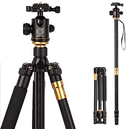 Caliente Q999 Profesional fotográfico portátil Trípode para ...