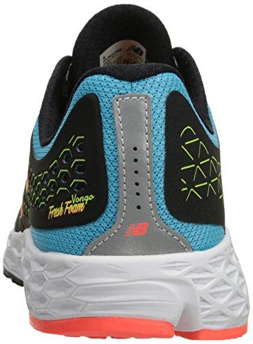 New Balance Womens Fresh Foam Vongo Stability Running Shoe Blue/Black x9uryKGIu