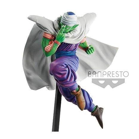 Banpresto- BWFC Dragon Ball Estatua Colosseum Piccolo, Multicolor (BANP82735)