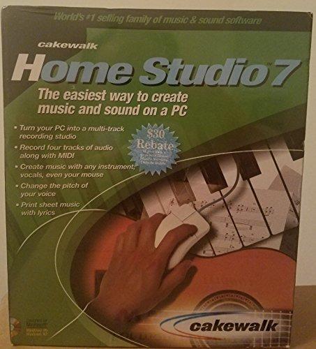 (Cakewalk Home Studio 7.0)