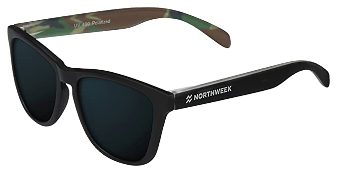 NORTHWEEK Regular Gafas de sol, Camo Original, 45 Unisex