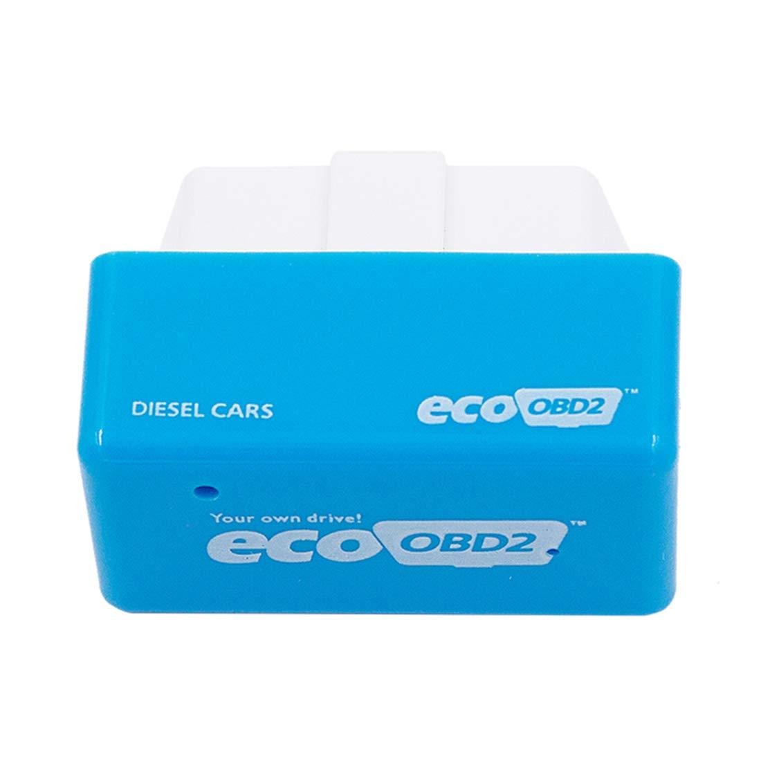 OBDII Plug&Drive Lower Fuel Saver Lower Emission OBDII Interface Diesel Gasoline Car Chip Tuning Box Eco OBDII Basico