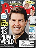 People - Tom Cruise .. Inside His Private World - August 6, 2018