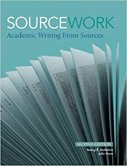 ''DOC'' Sourcework: Academic Writing From Sources, 2nd Edition. abrira quality Grade Boton Estimado General imagenes