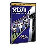 NFL Super Bowl XLVII Champions: 2012 Baltimore Ravens by NFL Productions