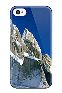 New Arrival Matt C Brown Hard Case For Iphone 4/4s (apmJNzZ1103RANVQ)