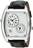 Roberto Bianci Men's Casual Benzo Silver Dial Quartz Watch (Model: RB0740)