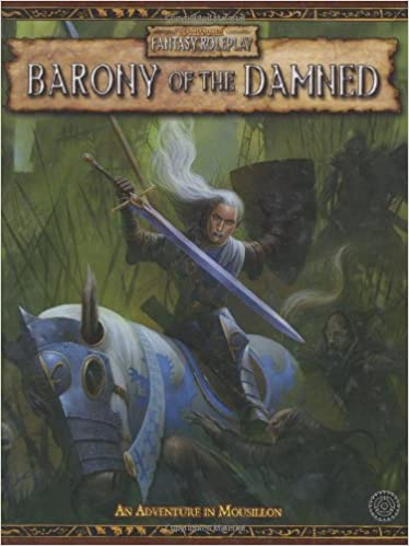 Warhammer RPG Barony of the Damned