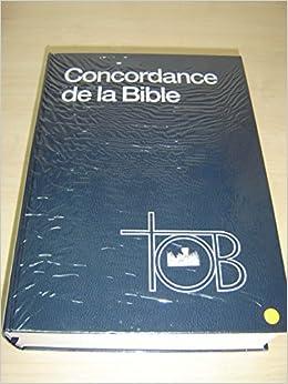 la bible tob pour android