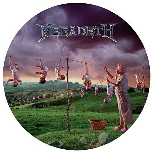 Vinilo : Megadeth - Youthanasia [Explicit Content] (Picture Disc Vinyl LP)