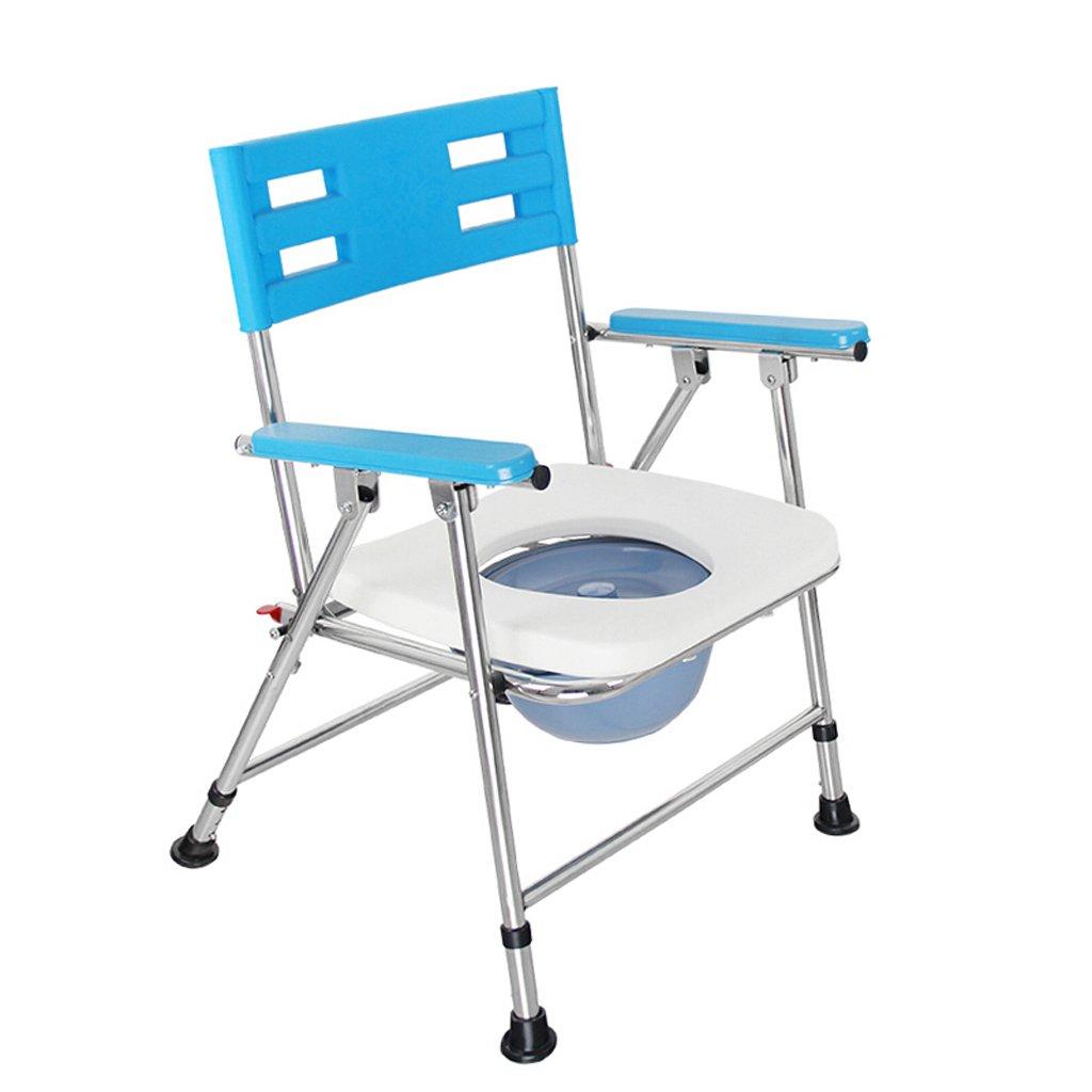 【期間限定お試し価格】 LXN LXN B07DK5JLNJ 椅子バスチェア便座折りたたみ妊婦老人トイレ椅子丈夫な防水ステンレス鋼 B07DK5JLNJ, シムススタイル:e52f9120 --- magixcomp.com.br