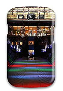 New Style 7031037K30818255 Snap-on Christmas 25 Case Cover Skin Compatible With Galaxy S3