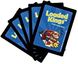 Loaded Kings - The Drinking Card Game (Waterproof Playing Cards)