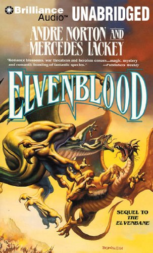 Elvenblood (Halfblood Chronicles)