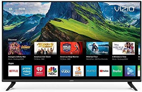 Amazon.com: Vizio 4K UHD Full-Array LED Smart TV, 50 ...