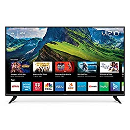 Vizio 4K UHD Full-Array LED Smart TV, 50″