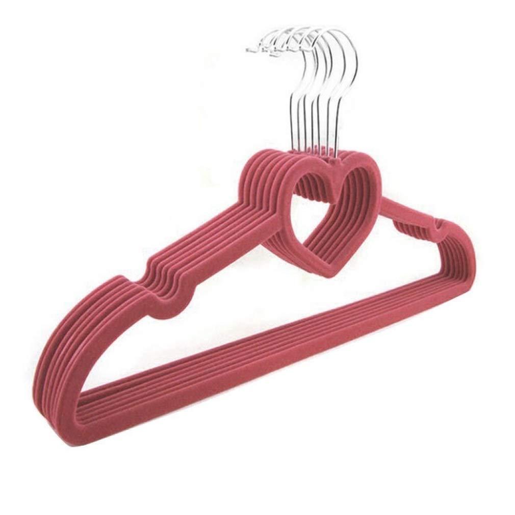 ハンガーベルベット - スーツハンガー自己栽培と省スペース、360度回転フック丈夫なハンガー、ジャケット、ジャケット、ズボンと服、ピンク1(50個) B07HG866ZN pink 1 (50-pack)