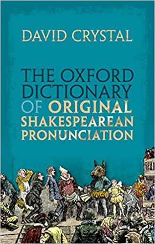 Amazon com: The Oxford Dictionary of Original Shakespearean