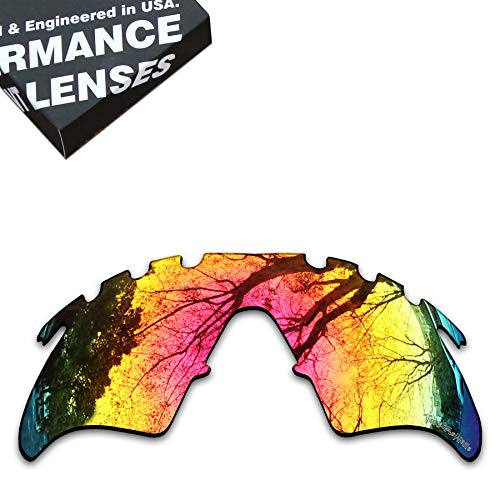 ToughAsNails Polarized Lens Replacement for Oakley M Frame Heater Vented Sunglass - More Options -