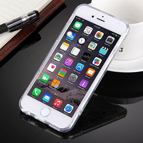Phone Taschen & Schalen Für iPhone 6 Plus & 6s Plus Sullivan Cartoon Pattern Transparente weiche TPU Schutzhülle Fall ( SKU : IP6P0677E )