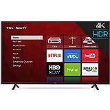 TCL 55S403 LED 4K 120 Hz Wi-Fi Roku Smart TV, 55
