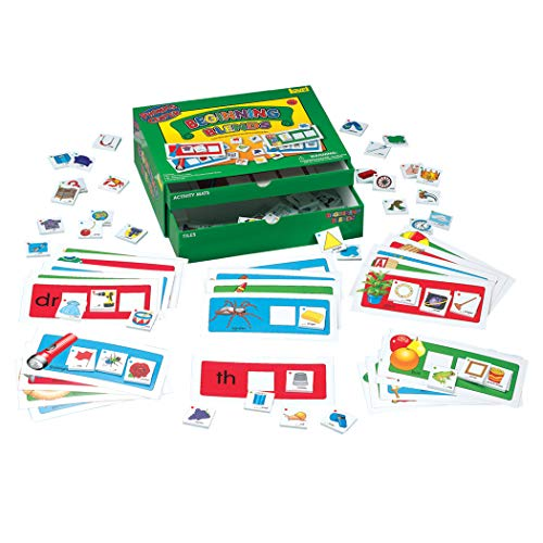 Blends Digraphs And (Lauri Educational Phonics Kits - Beginning Blends)