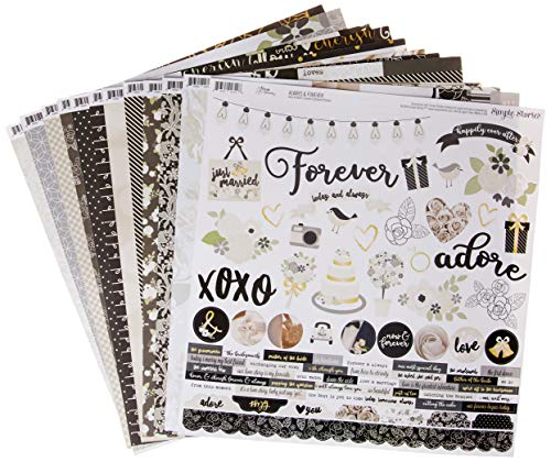 Simple Stories Always & Forever Collection Kit -