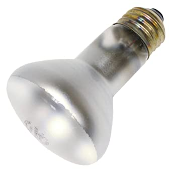 Sylvania 15699 - 45R20/130V Reflector Flood Light Bulb - Incandescent Bulbs - Amazon.com