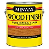 Minwax Wood Finish Colonial Maple Transparent 1 Gl Voc