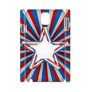 HB-P-CASE DIY Design American Flag Pattern Phone Case For samsung galaxy note 3 N9000