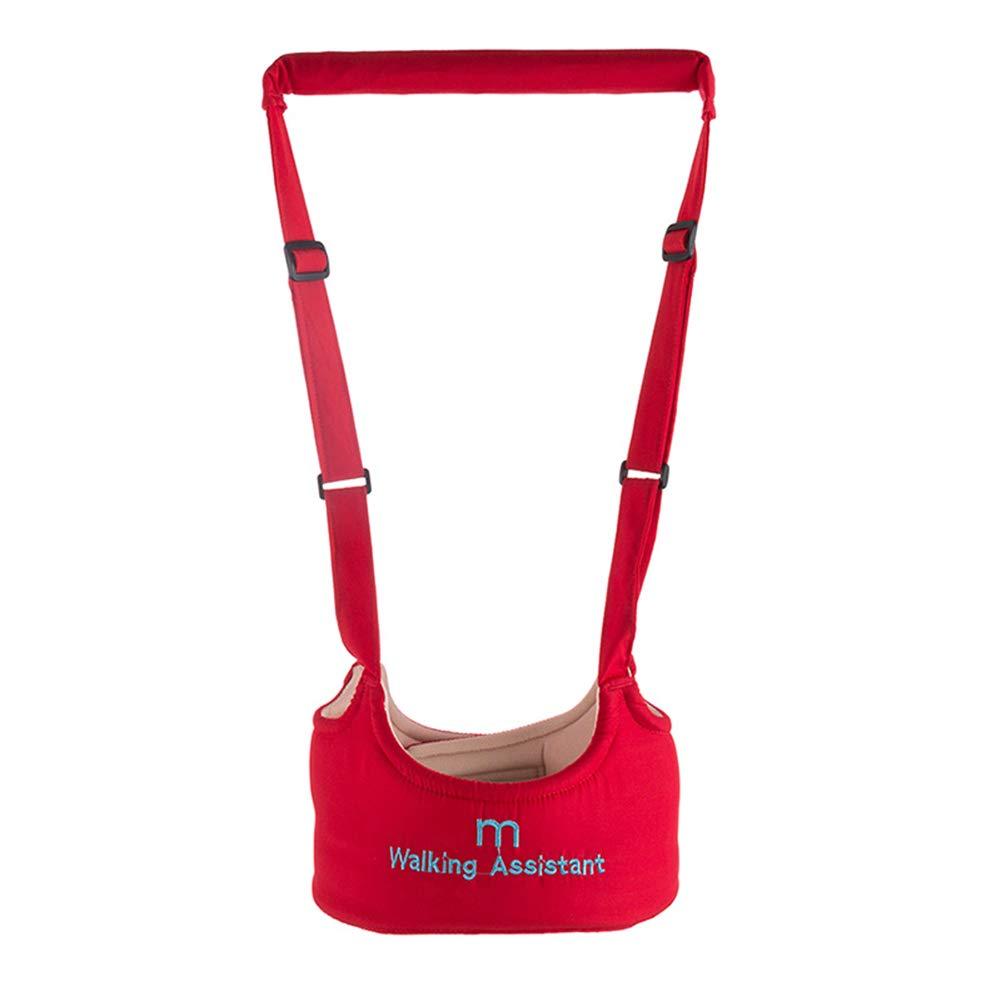 Majome Kleinkind Walking Learning Strap Leinen Safe Walking Assistant G/ürtel Verstellbaren Gurt Sicherheitsgurt