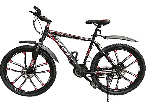 CDHpower 26 Inch Mag Wheel Moutain Bike/Mountain Bicycle w/Suspension Fork Mountain Bicycle