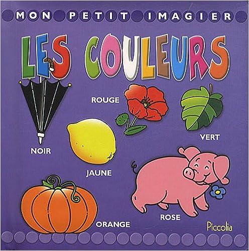 Read Online Les couleurs pdf