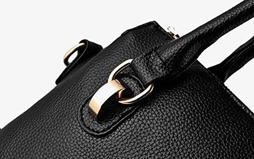 Shoulder Bag Bag Bag Stylish Female Kyokim Messenger Creative Black PafUqHHw