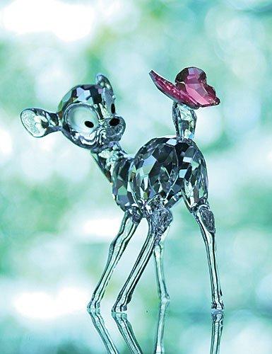Swarovski Crystal Figurine BAMBI Disney 2012 #0943951 New