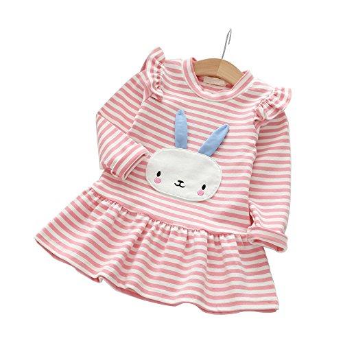 Pink Rabbit Dress - 9