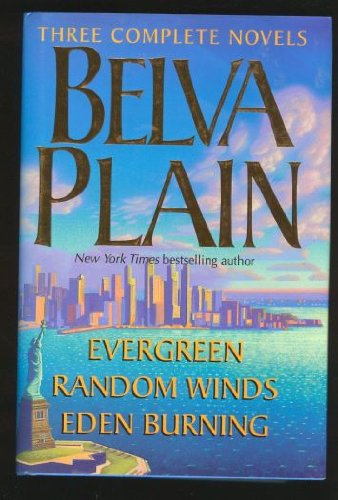 Wings Bestsellers Romance: Belva Plain: Three Complete Novels